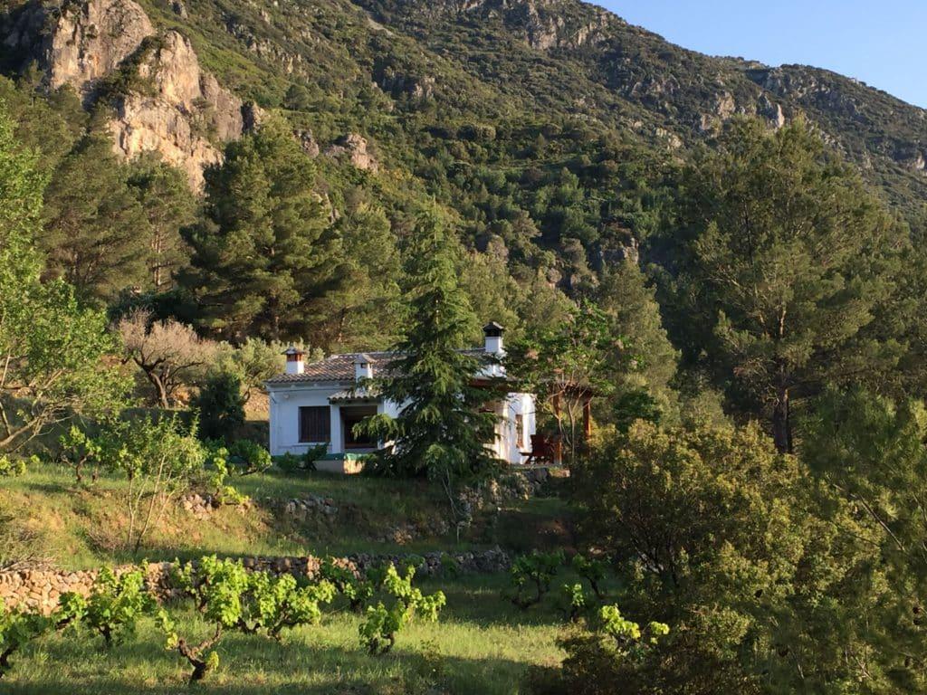 Casas rurales sostenibles