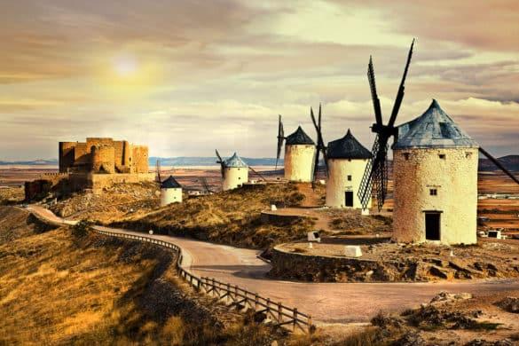 La Ruta de Don Quijote. ¡A la desventura!