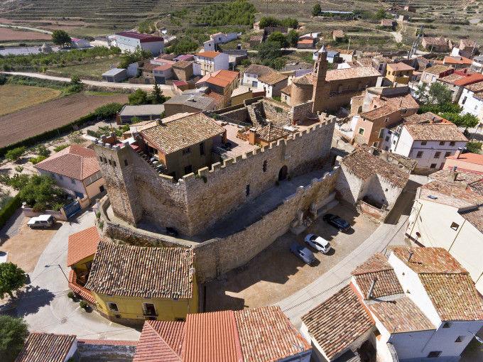 Castillo Medieval de Grisel