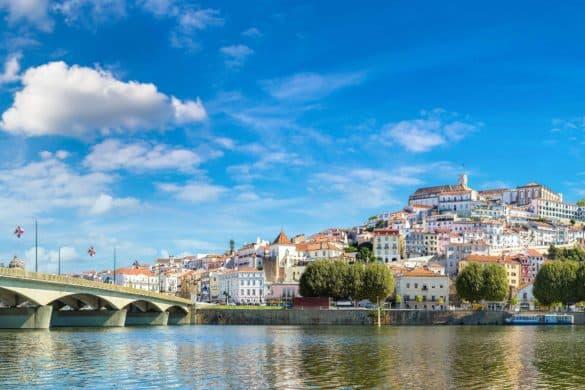 Coímbra, la ciudad más romántica de Portugal