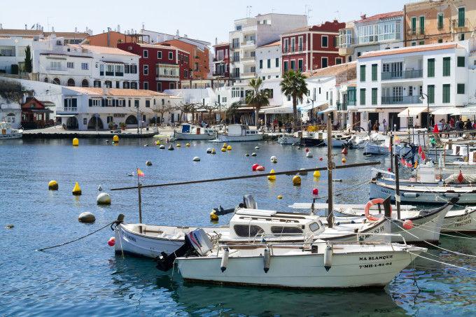 Es Castell. Menorca
