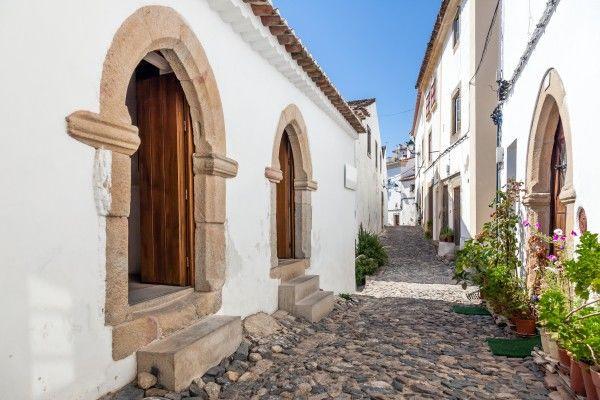 Sinagoga medieval en Castelo de Vide