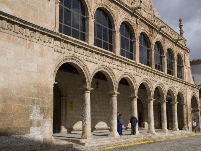 Antiguo Ayuntamiento - San Clemente- Cuenca