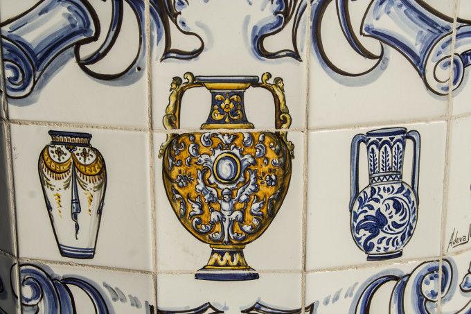 Azulejos, cerámica de Talavera