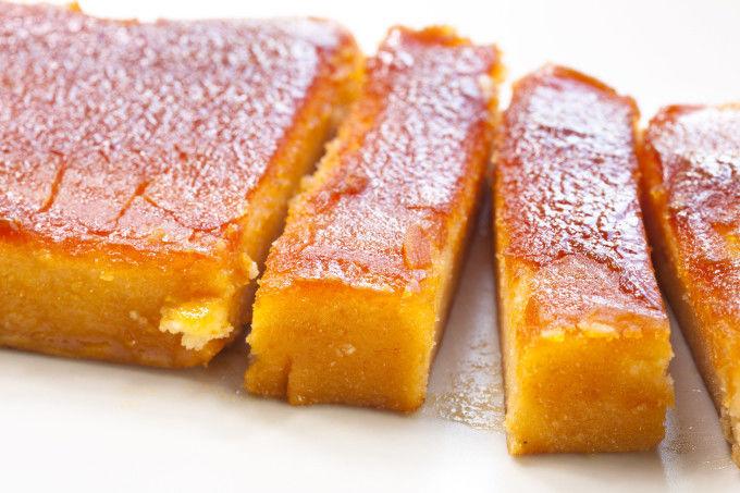 Yemas tostadas de la Bañeza
