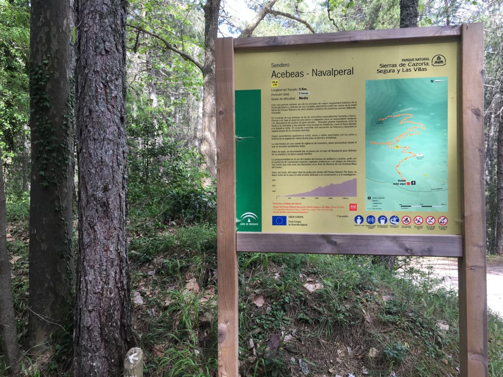 Sierras de Cazorla y Segura