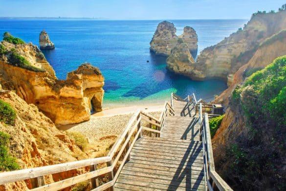 Rutas a pie y en bici para descubrir Portugal