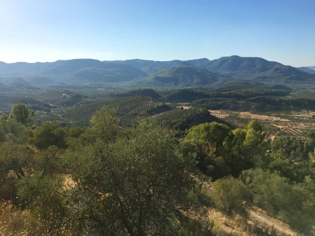 Sierras de Segura y Cazorla