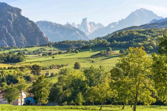 10 pueblos de cuento en Asturias