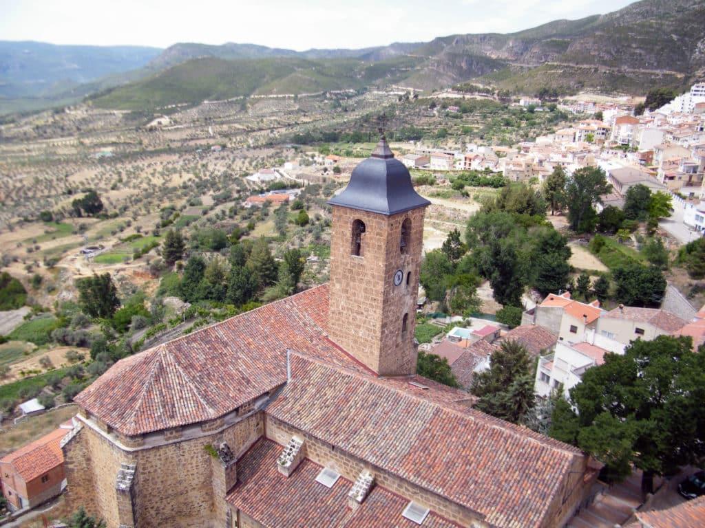 Iglesia de Yeste