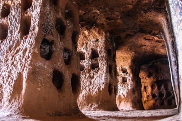 Arnedo, la ciudad rodeada de casas cueva