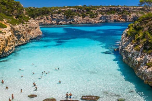 6 playas paradisíacas en Mallorca