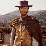 """Clint Eastwood, fotograma de """"El bueno, el feo y el malo"""""""