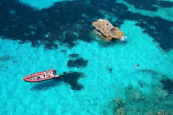 7 lugares excepcionales para hacer snorkel en España