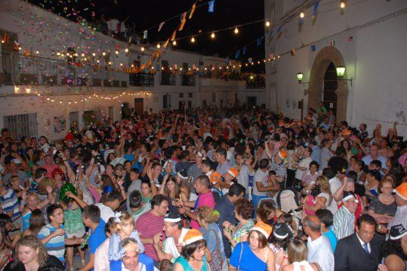 Bérchules, el pueblo que celebra la Nochevieja en agosto