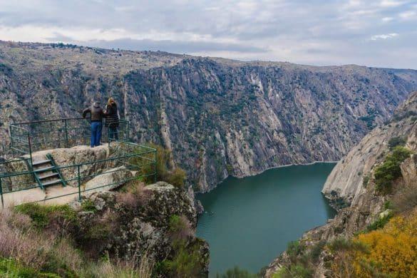 Ruta de los 6 saltos del Duero
