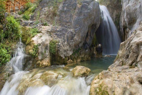 3 piscinas naturales en Alicante