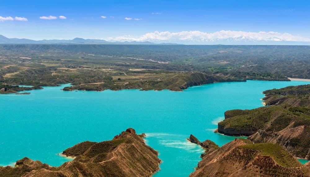 Lago de Negratín
