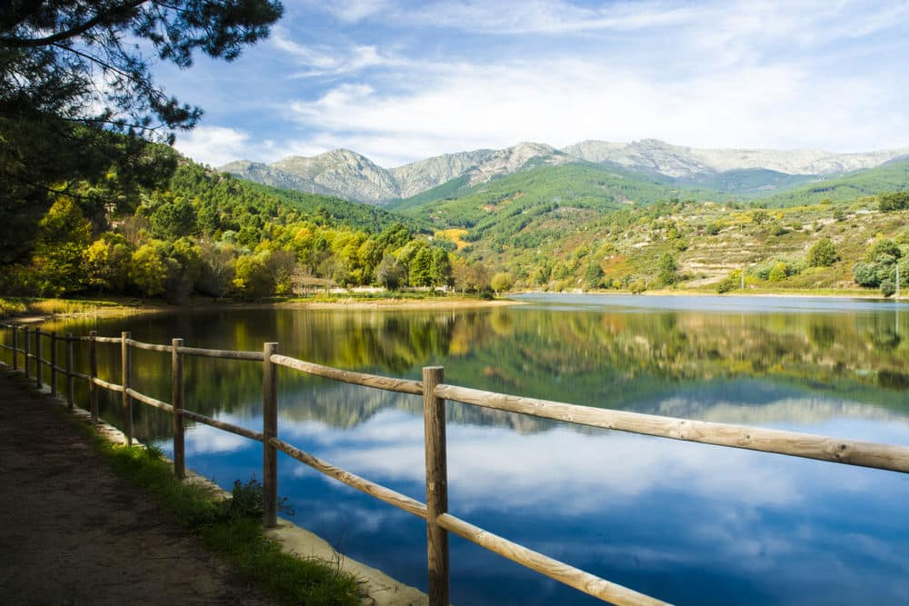 Lago Sierra de Gredos