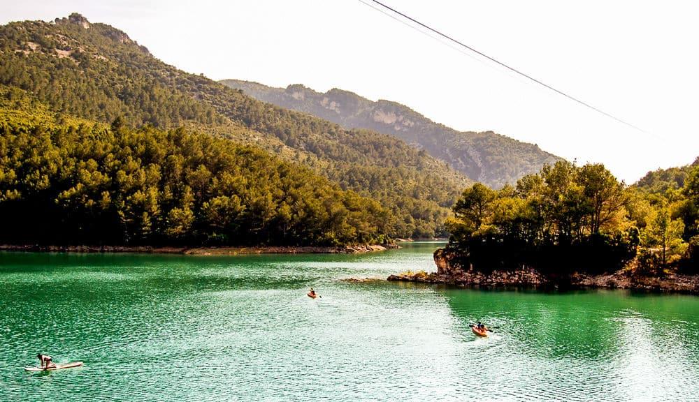 Lago de Tinença de Benifassà