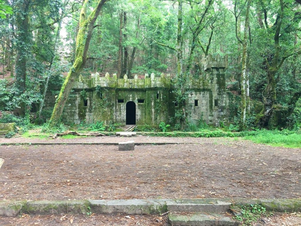 Bosque encantado de Galicia