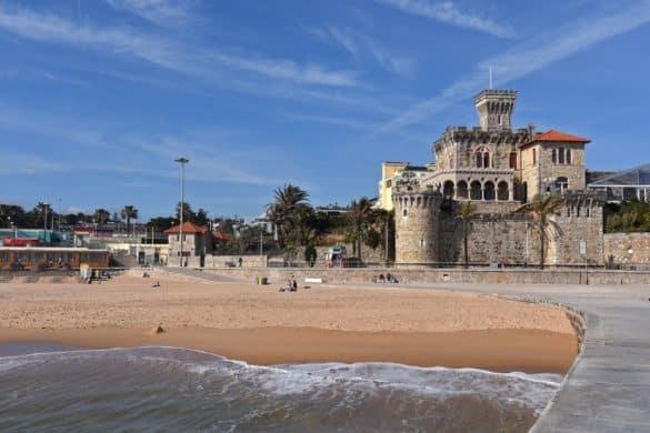Los románticos faros de la Costa de Estoril