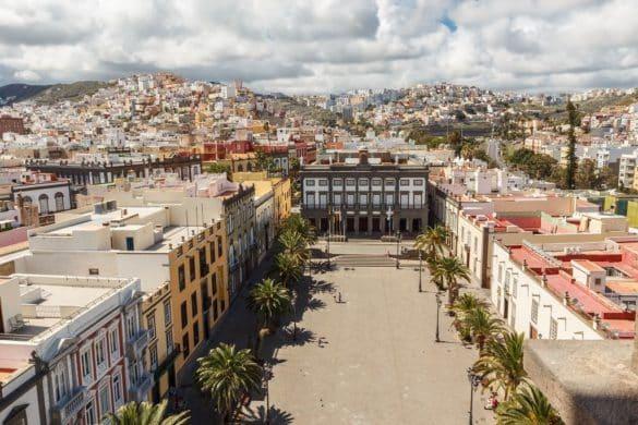 Ruta por Las Palmas con Galdós