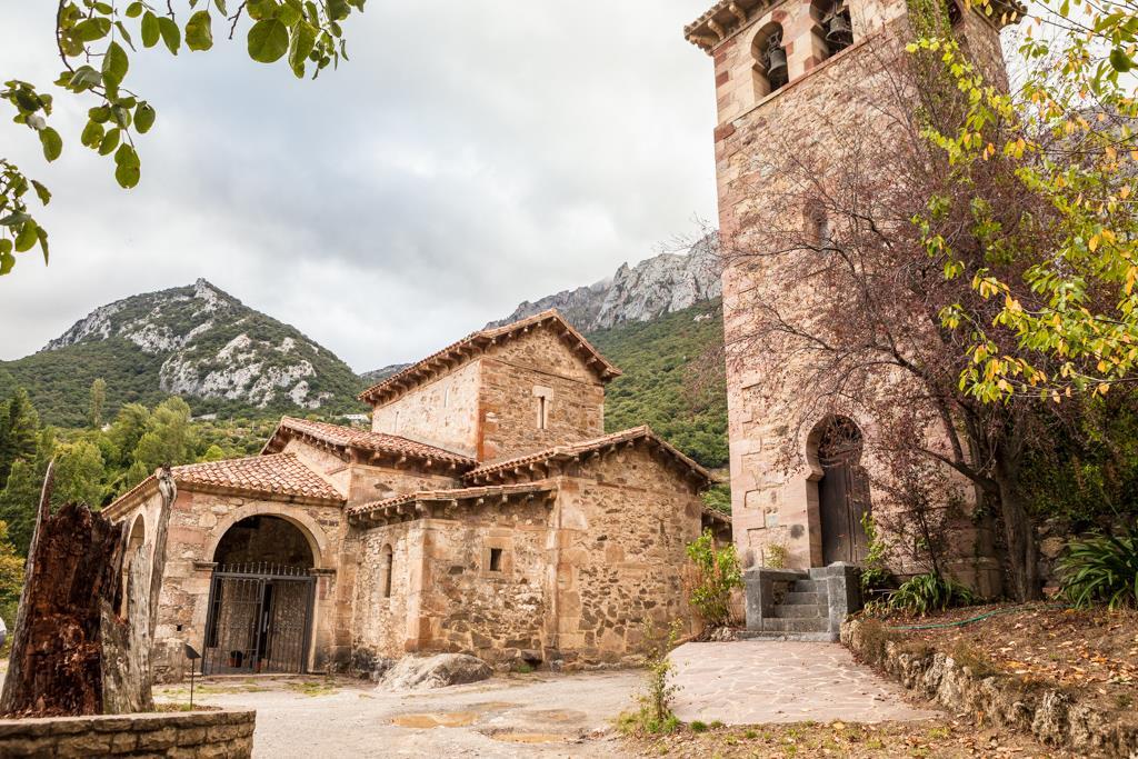 Valle de Liébana en Cantabria