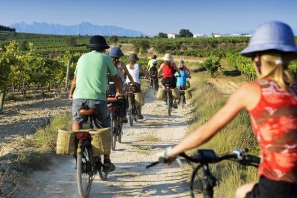 Escapadas rurales en Barcelona con amigos