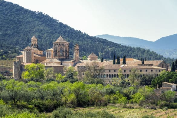 ¿Cómo es dormir en el Monasterio de Poblet?