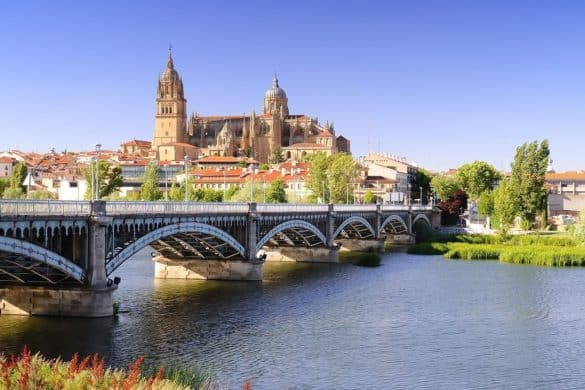 Viaje histórico por la provincia de Salamanca