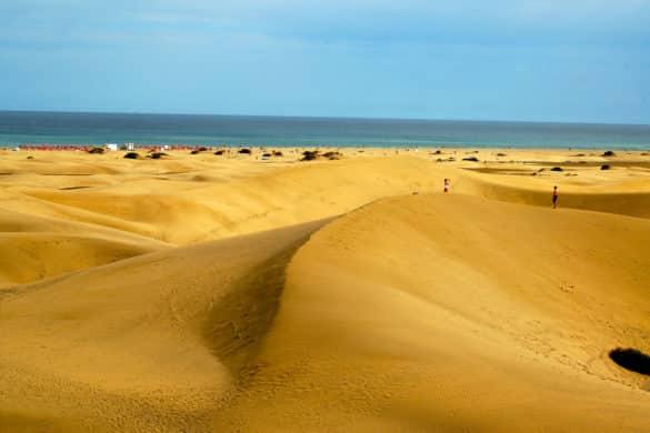 7 paisajes de dunas espectaculares en España