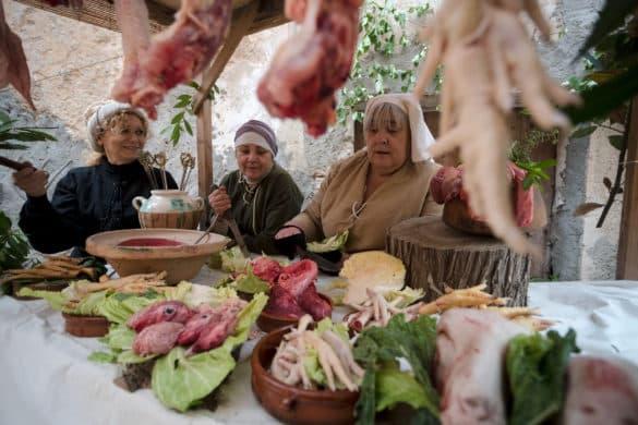 7 mercados medievales en Cataluña