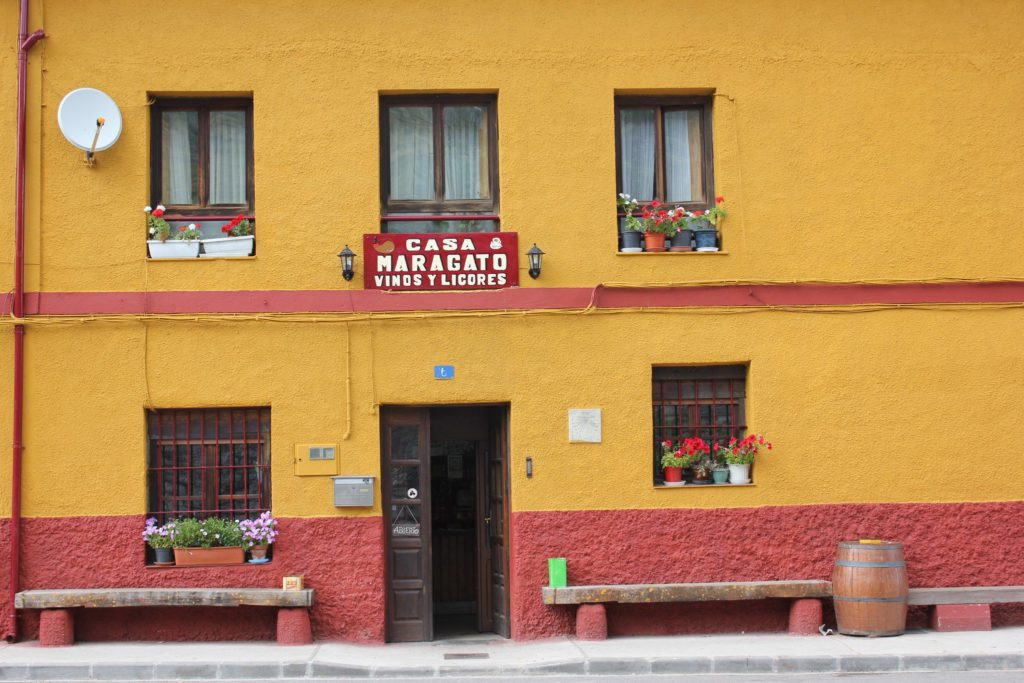 Casa Maragato