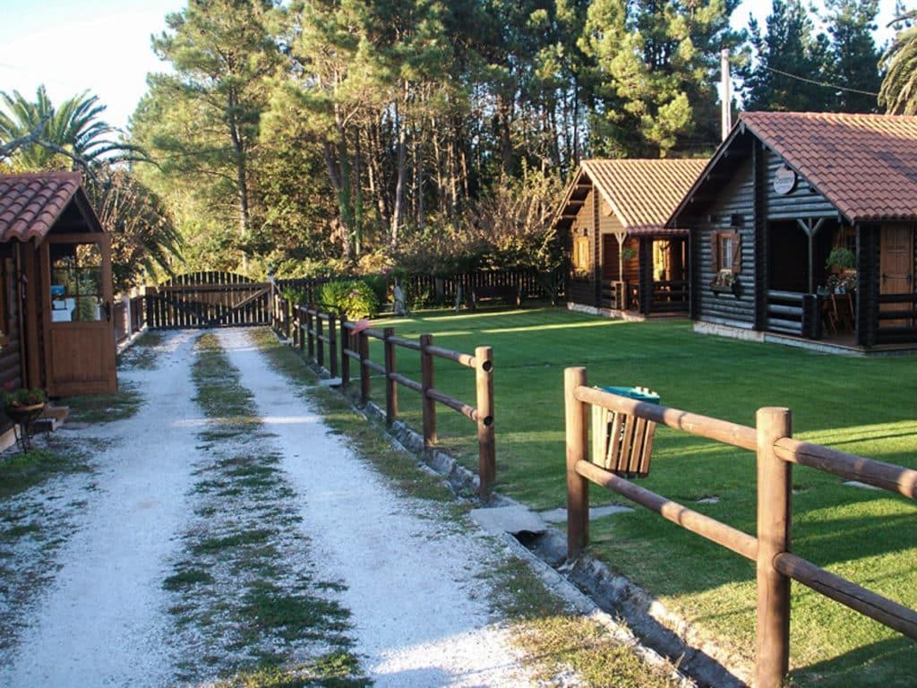 Cabañas de Lires casa rural
