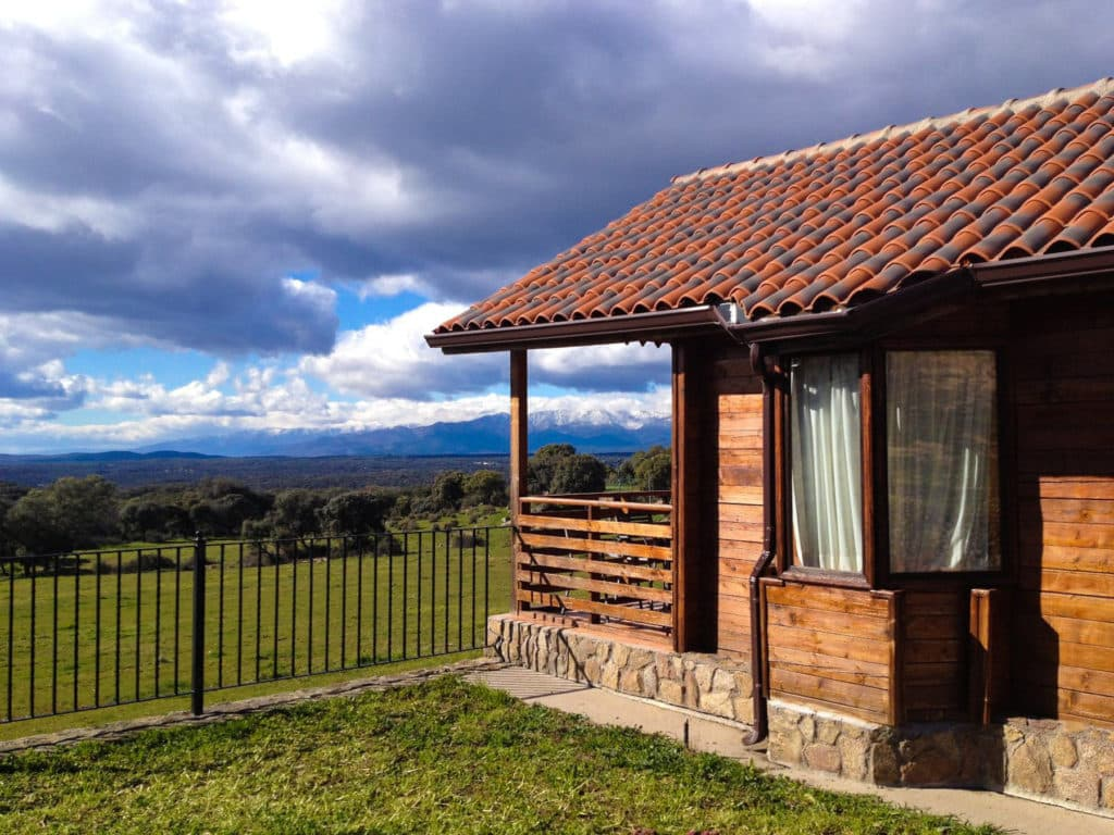 Los Jarales casa rural