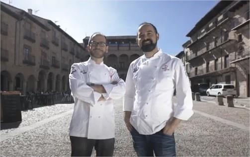 Sigüenza, el pueblo de las estrellas Michelin en Guadalajara
