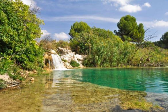 8 lugares para ponerse a remojo en Castilla-La Mancha