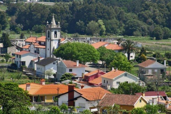 Ruta de Viana do Castelo a Monção
