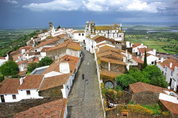 Monsaraz, el pueblo más bello de Alentejo