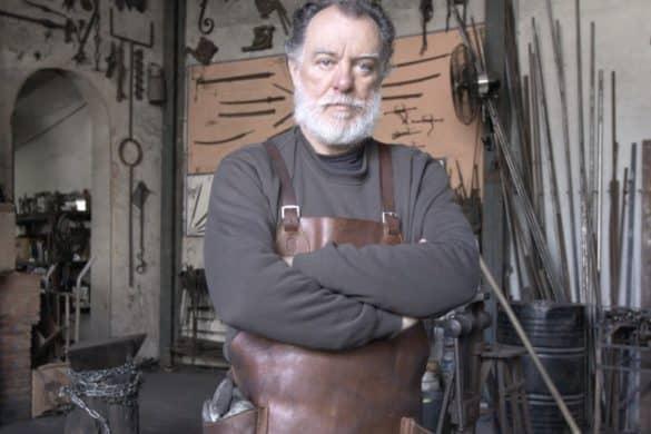 El herrero youtuber que repobló un pequeño pueblo de Toledo