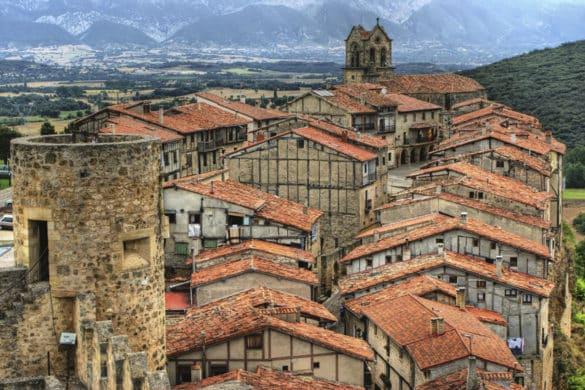 7 pueblos medievales en Burgos