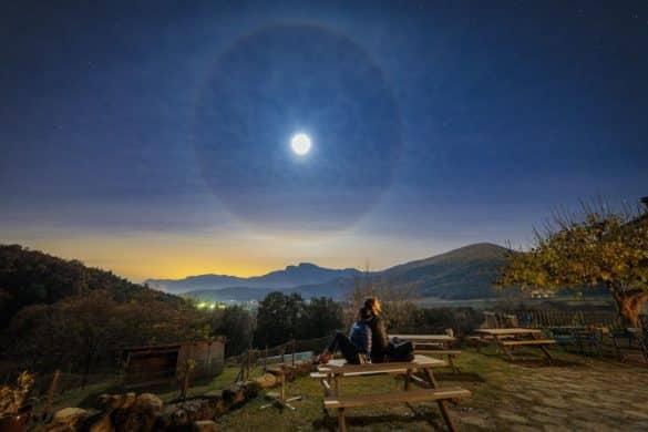 5 casas rurales con observatorio astronómico para ver las Perseidas