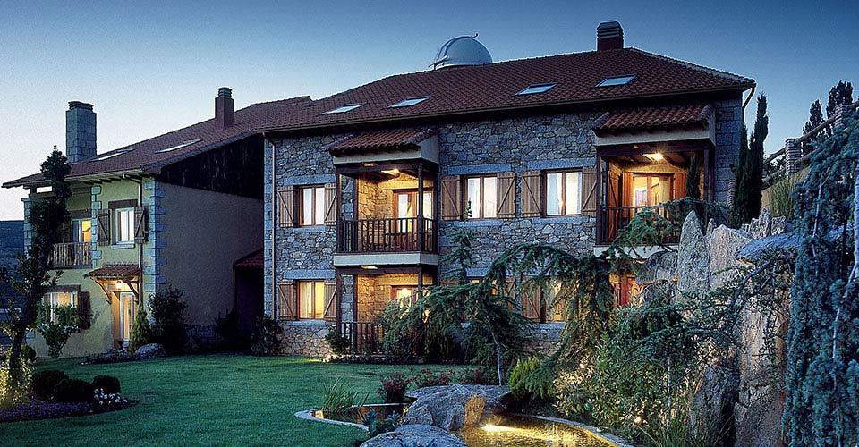 Casas rurales con observatorio El Milano Real