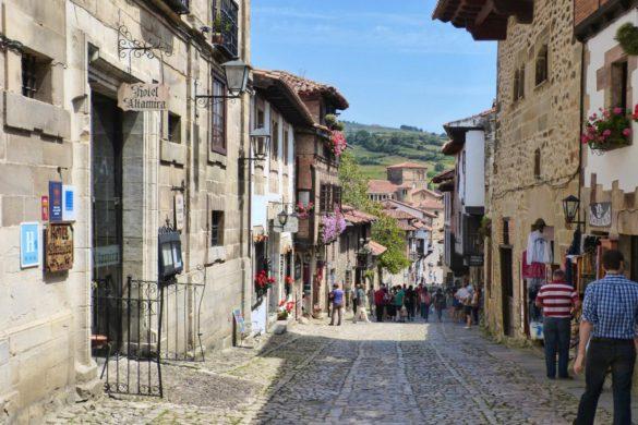 ¿Sabías que Santillana del Mar es la Capital del Turismo Rural 2019?