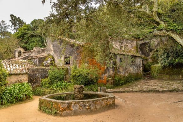 3 secretos del Parque Natural de Sintra (Portugal)