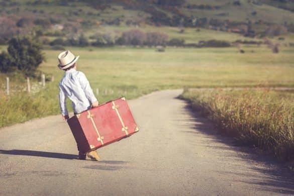 Cómo preparar la maleta para un finde rural