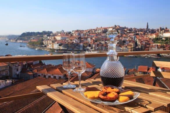 Las tres paradas obligadas para los amantes del vino de Oporto
