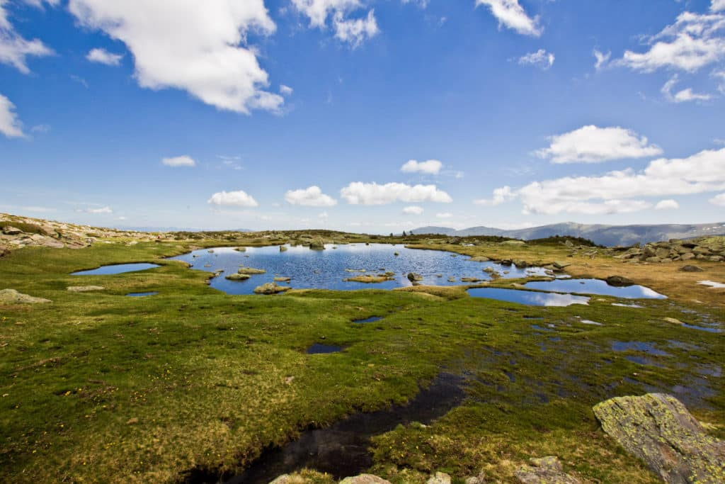 El Parque Natural Cumbre, Circo y Lagunas de Peñalara