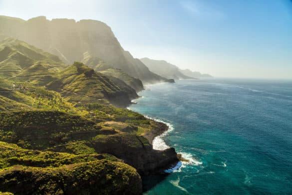 El tsunami que arrasó Gran Canaria hace casi 1 millón de años